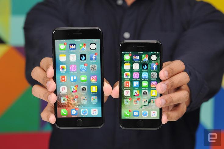 Свист, сопровождающий работу некоторых экземпляров Apple iPhone 7 и iPhone 7 Plus, усиливается при большой нагрузке
