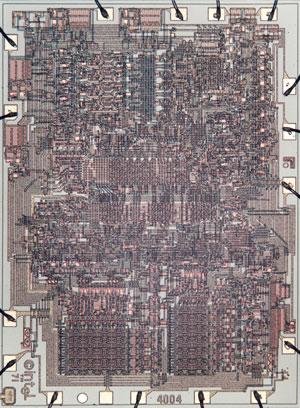 Неожиданная история микропроцессоров - 1