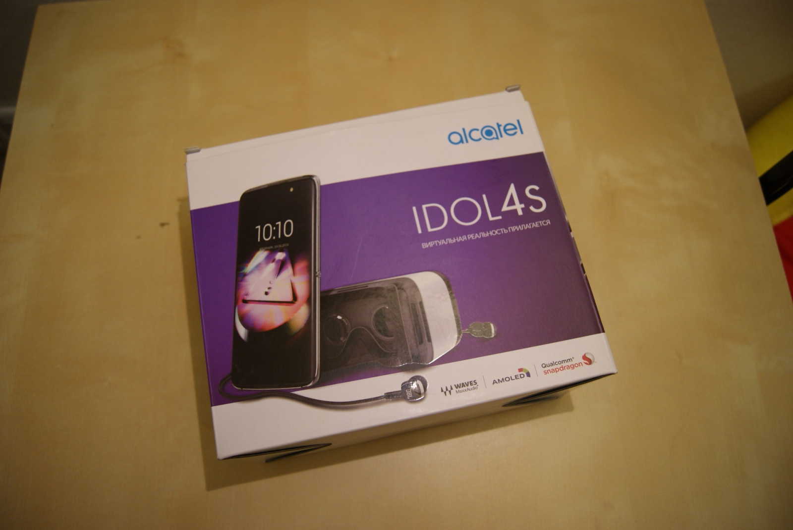 Обзор Alcatel IDOL 4S: виртуальная реальность из коробки - 2