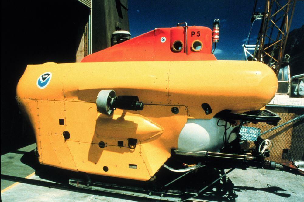 Подводные вулканы — оазис в глубоководном мире - 1