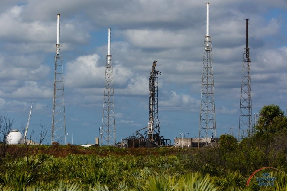 Причина аварии Falcon 9 становится еще более таинственной - 1