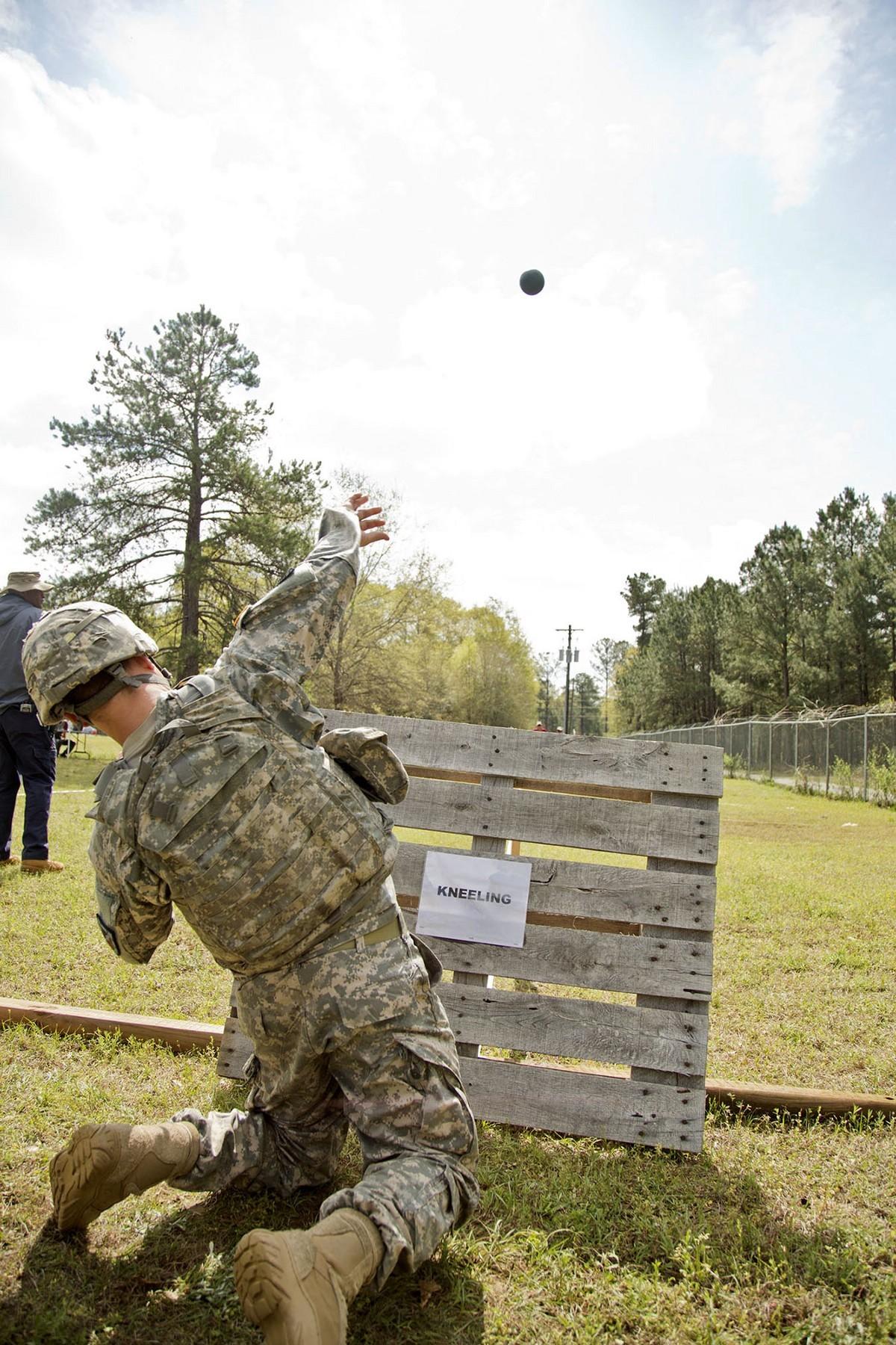 ET-MP: первая противопехотная граната армии США со времён Вьетнама (замена М67) - 3