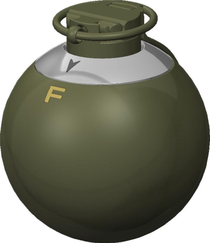 ET-MP: первая противопехотная граната армии США со времён Вьетнама (замена М67) - 5