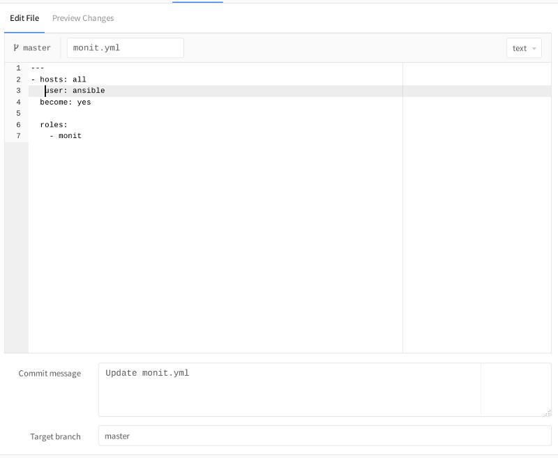 Gitlab-CI и проверка корректности синтаксиса Ansible-lint - 11