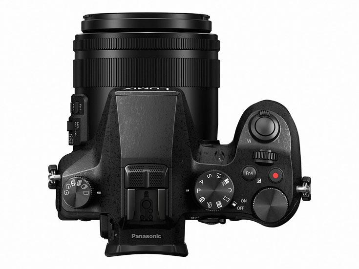 Камера Panasonic Lumix DMC-FZ2500 поддерживает съемку видео 4K