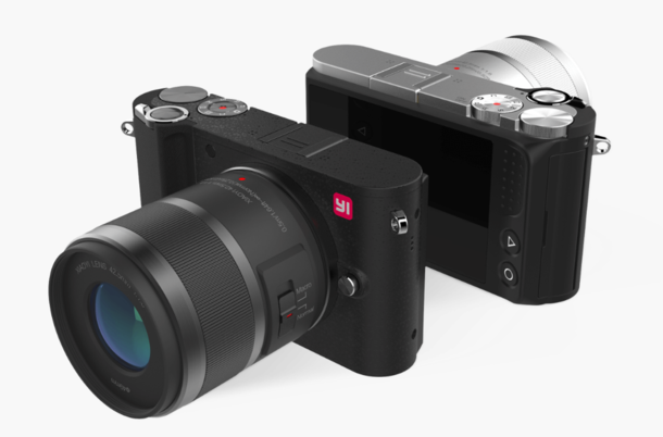Представлена беззеркальная камера Yi M1 по цене от $330