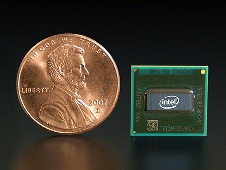 Intel может вернуться на рынок однокристальных систем для смартфонов