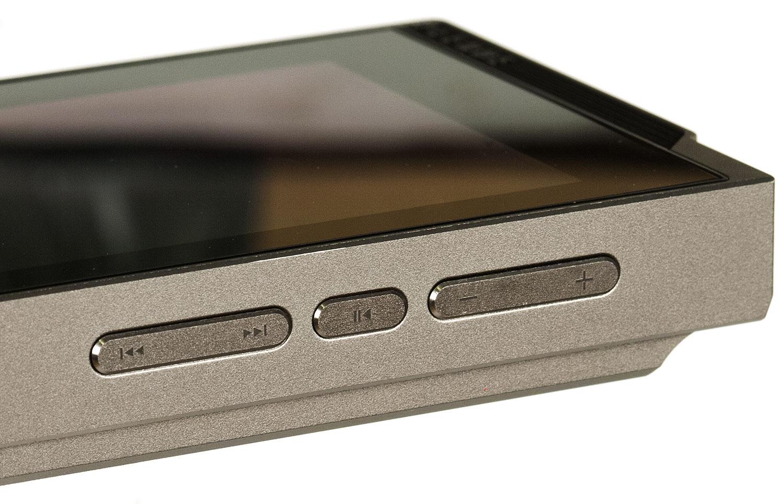 Hi-Fi-слиток: аудиоплеер Cowon PLENUE S - 11
