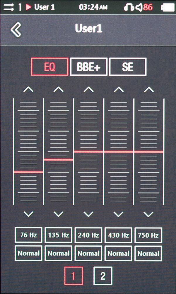 Hi-Fi-слиток: аудиоплеер Cowon PLENUE S - 24