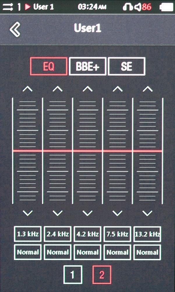 Hi-Fi-слиток: аудиоплеер Cowon PLENUE S - 25