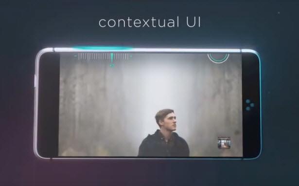 Дизайнер показал концепт смартфона HTC Ocean, который лишен физических кнопок