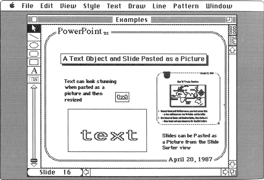 История PowerPoint. Как стартап изменил формат презентации - 21