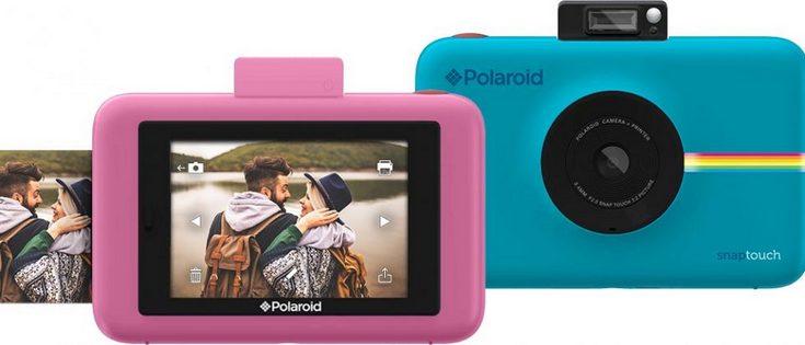 Камера Polaroid Snap Touch ранее называлась Snap+