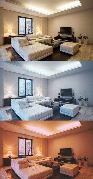 Светодиодные лампы Philips SceneSwitc работают в трёх режимах световой температуры