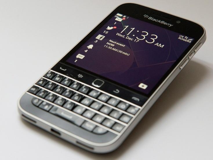 BlackBerry собирается уходить с рынка смартфонов
