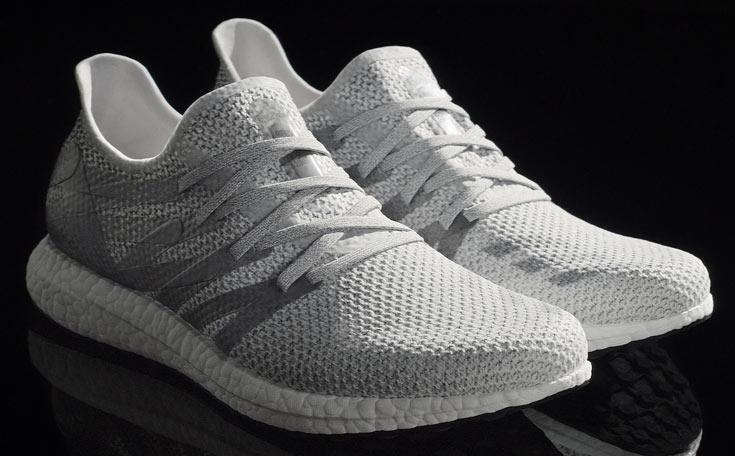 Планируется выпуск 500 пар Adidas Futurecraft M.F.G.