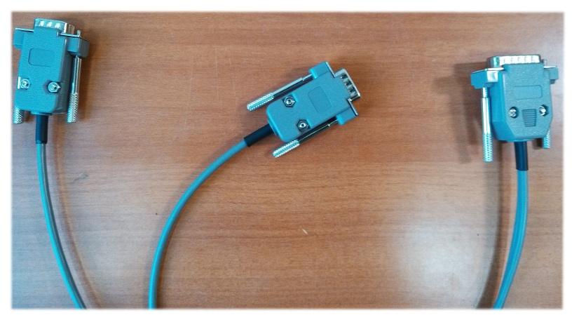 Радиоретранслятор на базе шлюза ФР-101 и двух радиостанций Vertex VX-2100 - 3