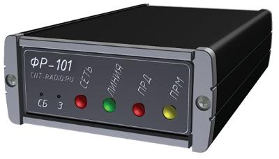 Радиоретранслятор на базе шлюза ФР-101 и двух радиостанций Vertex VX-2100 - 1