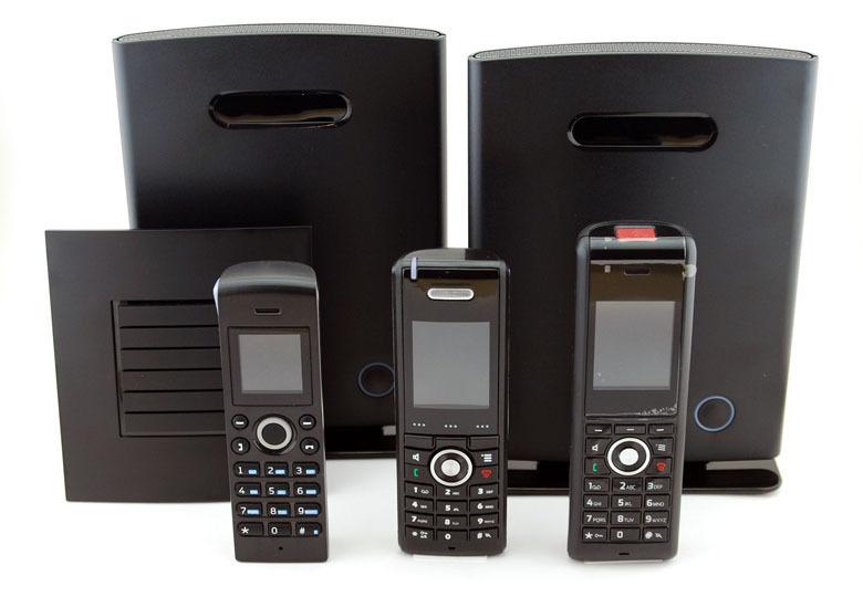 Строим бесшовную DECT IP-телефонию на оборудовании RTX - 1