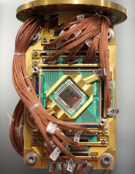 У D-Wave Systems готов новый квантовый компьютер