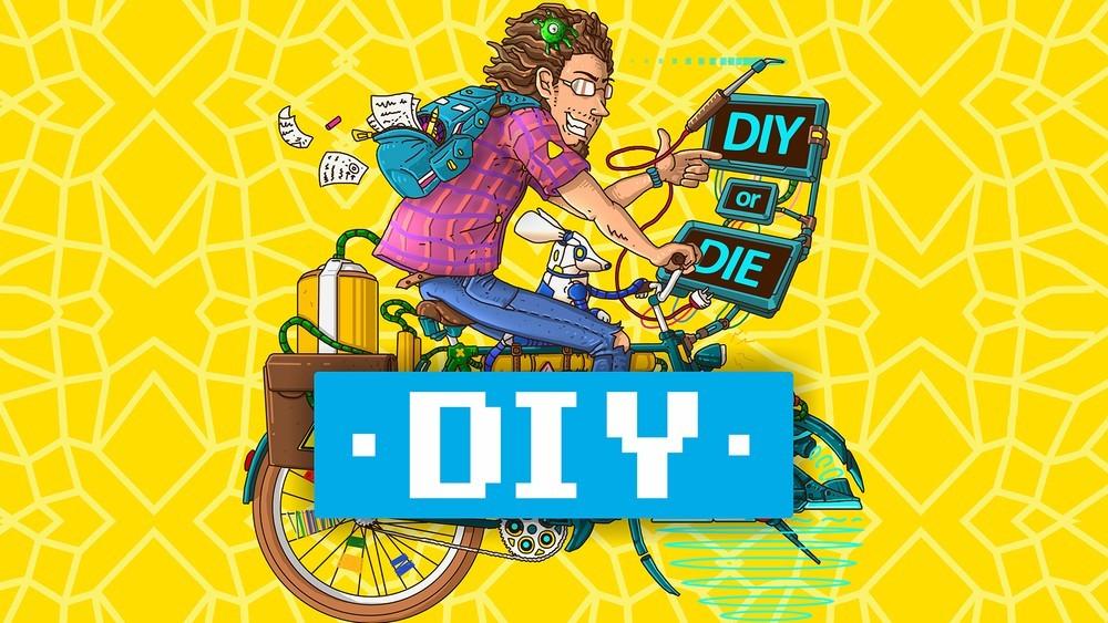 Ищем спикеров на DIY meetup 29 октября - 1