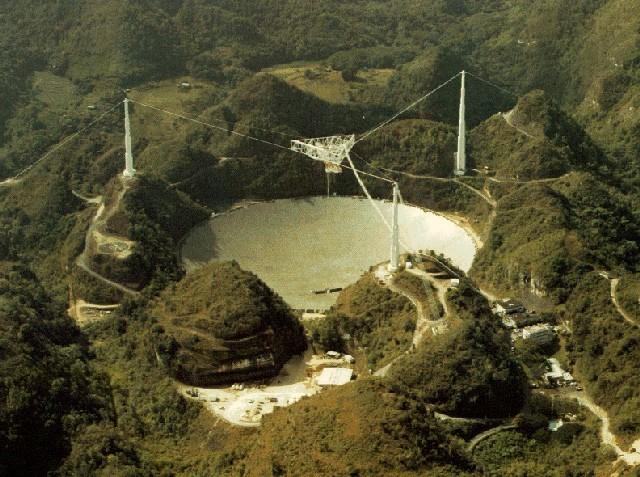 Китай открыл Небесный глаз. Сегодня начал работу крупнейший в мире радиотелескоп - 2