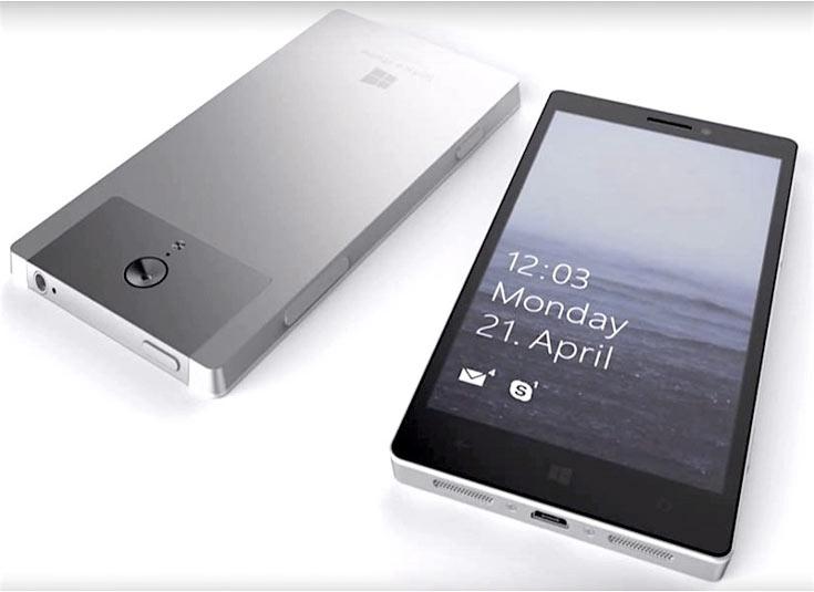 Анонс смартфона Microsoft Surface Phone ожидается в 2017 году