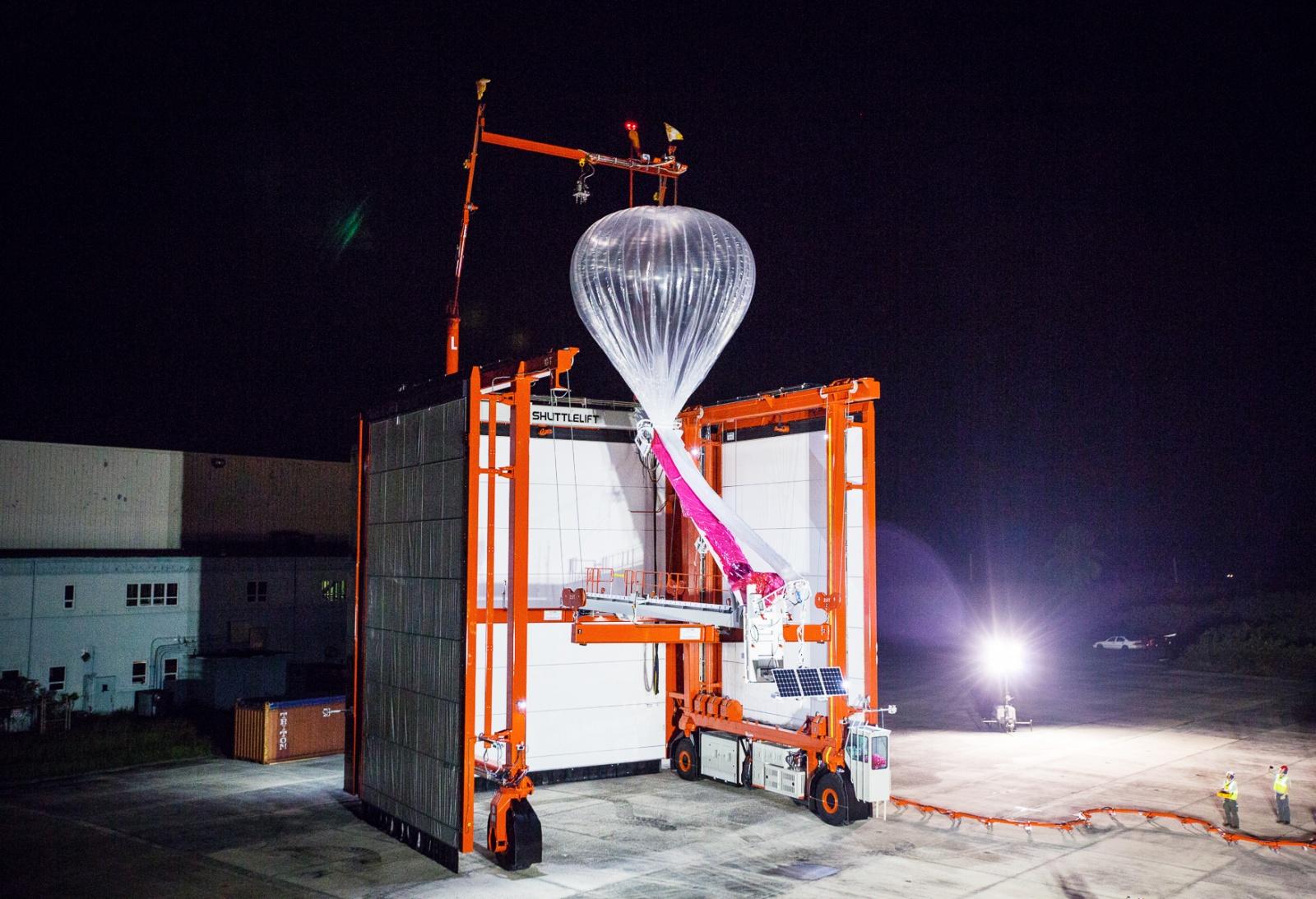 ИИ помогает удерживать воздушные шары Google Project Loon неделями на одном месте - 3