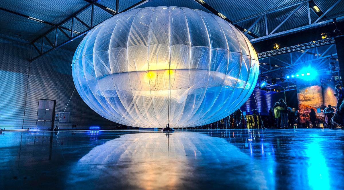 ИИ помогает удерживать воздушные шары Google Project Loon неделями на одном месте - 1