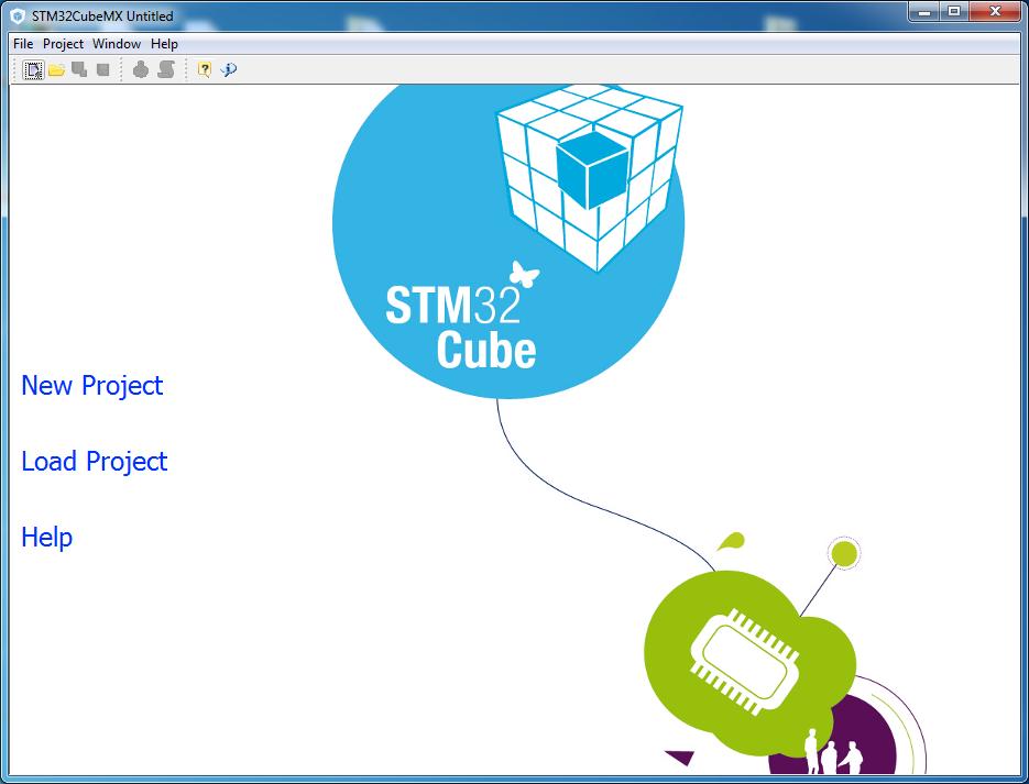 Начинаем работать в STM32CubeMX. Часть 1 - 1