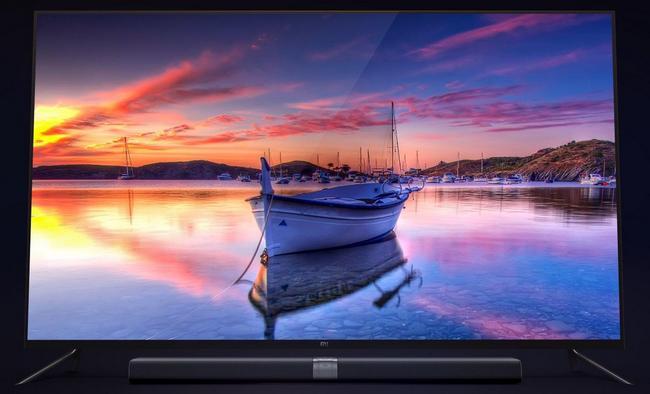 Xiaomi представила 65-дюймовый телевизор Mi TV 3S 65 стоимостью $750 - 1