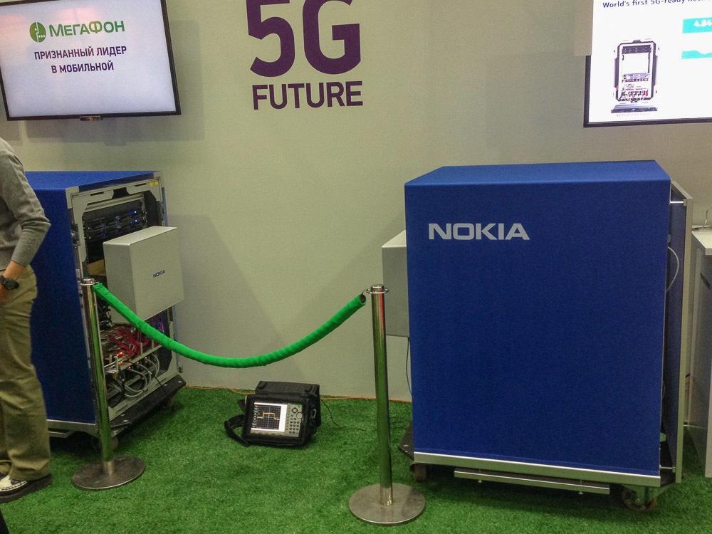 Как Мегафон и Nokia в Нижнем Новгороде 5G-сети демонстрировали - 1