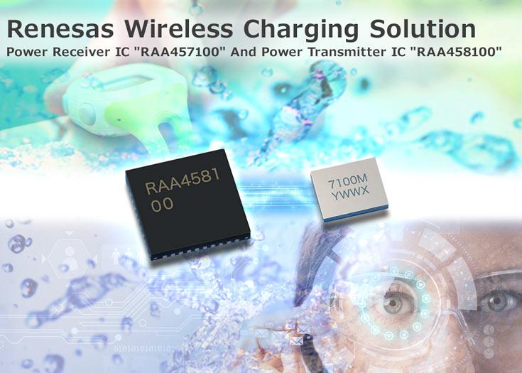 Микросхемы Renesas RAA457100 и RAA458100 характеризуются высокой степенью интеграции