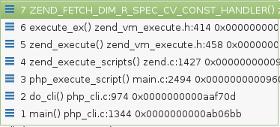 Трамплин вызова магических функций в PHP 7 - 3