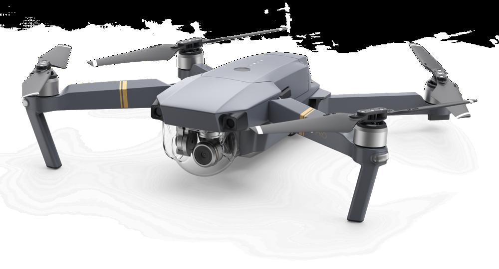 Mavic Pro: складной дрон от DJI за $999 - 1