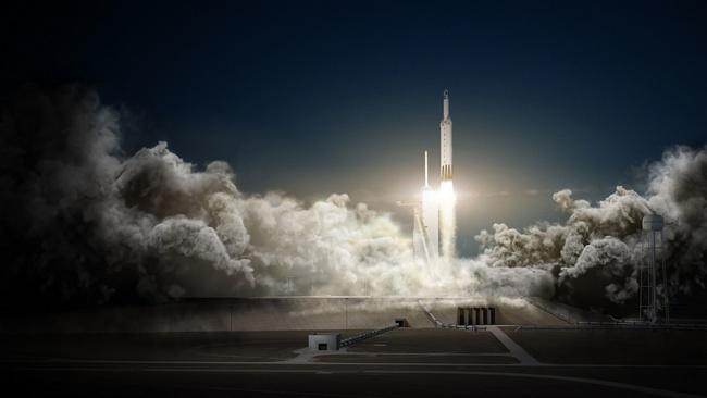 Илон Маск планирует снизить время трансатлантического перелета до 10 минут