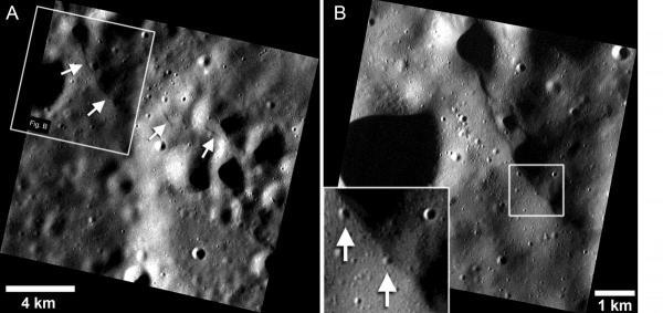 Меркурий — геологически активная планета - 2