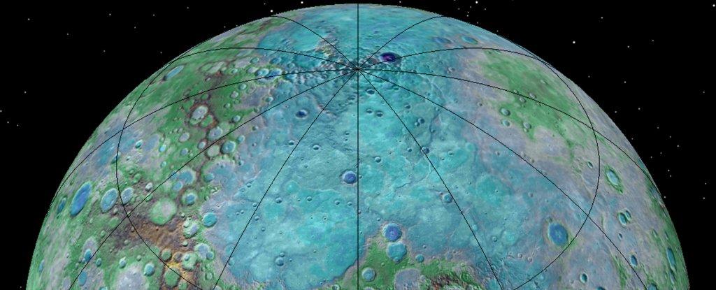 Меркурий — геологически активная планета - 1