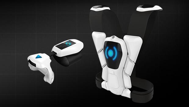 SuperSuit состоит из трех компонентов: жилета SuperVest, перчатки SuperGlove и отделяемого модуля SuperBot