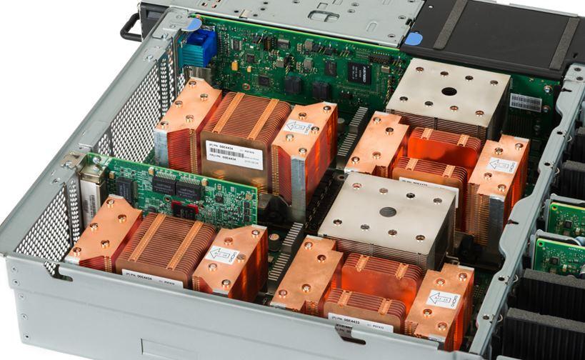 Новые серверы IBM предназначены для работы с искусственным интеллектом и технологиями глубокого обучения - 1