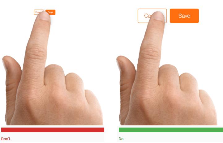 Разработка взаимодействия с пользователем мобильных устройств — ключевые принципы - 6