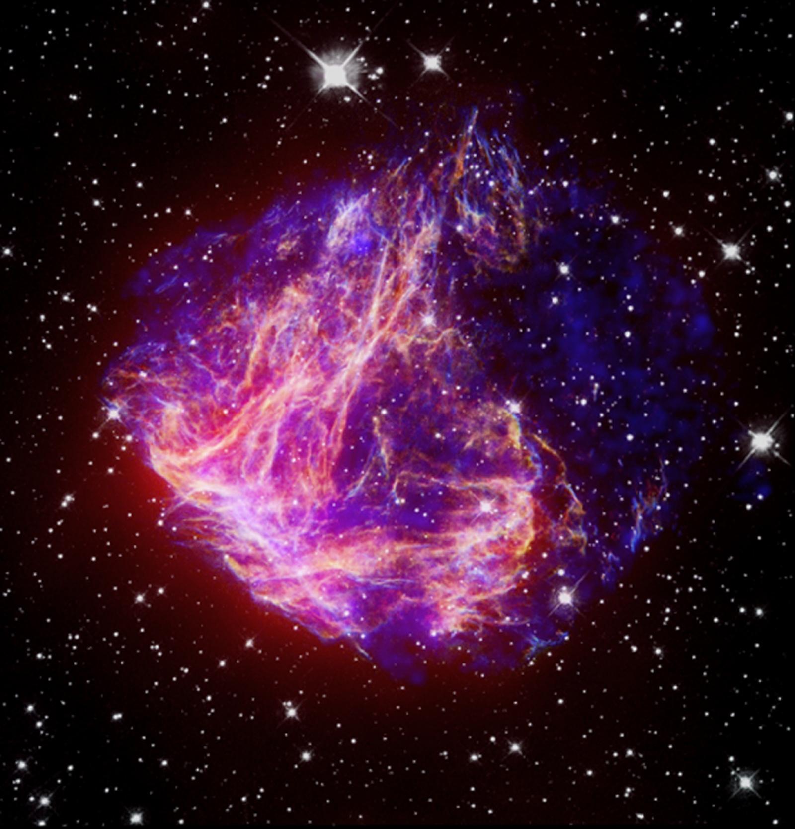 Ядерная смерть звёзд - 12
