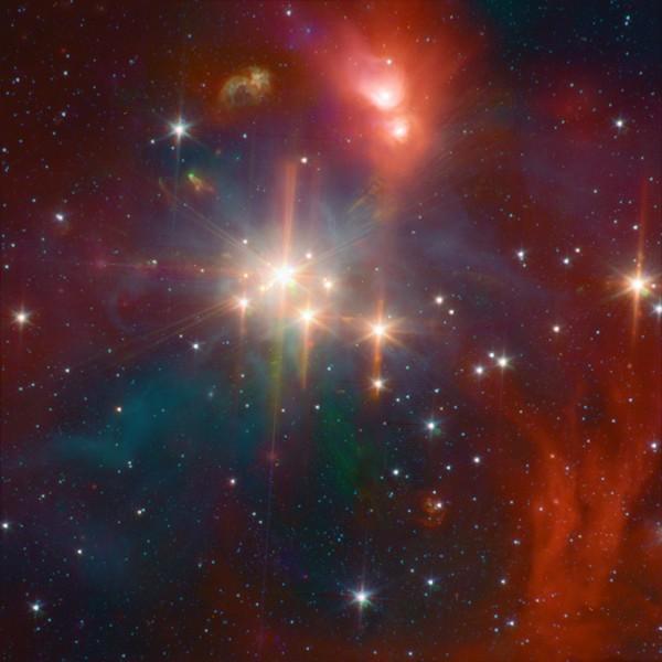 Ядерная смерть звёзд - 2