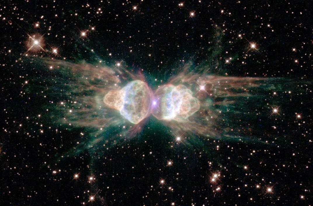 Ядерная смерть звёзд - 7