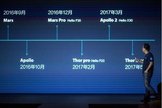 Vernee Apollo 2 может стать первым смартфоном с SoC Helio X30