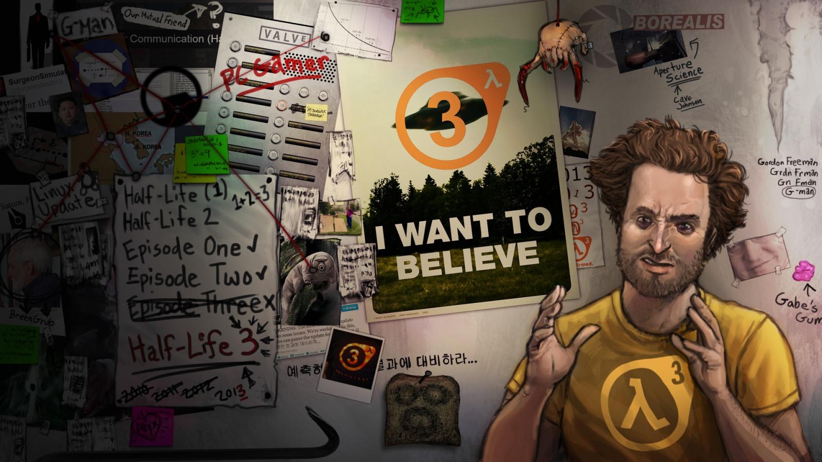 История Half-Life - 1