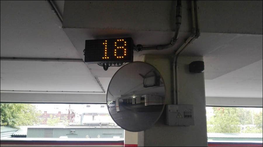 Опыт внедрения p2p-датчиков занятости парковочных мест (и суровый российский трамвай) - 9