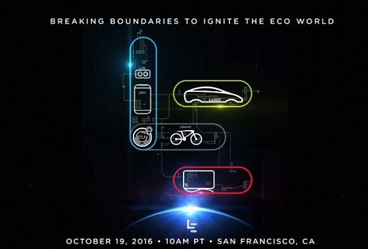 LeEco выйдет на рынок США 19 октября
