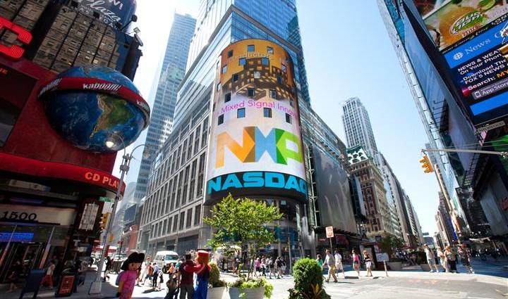NXP Semiconductors может стать частью Qualcomm