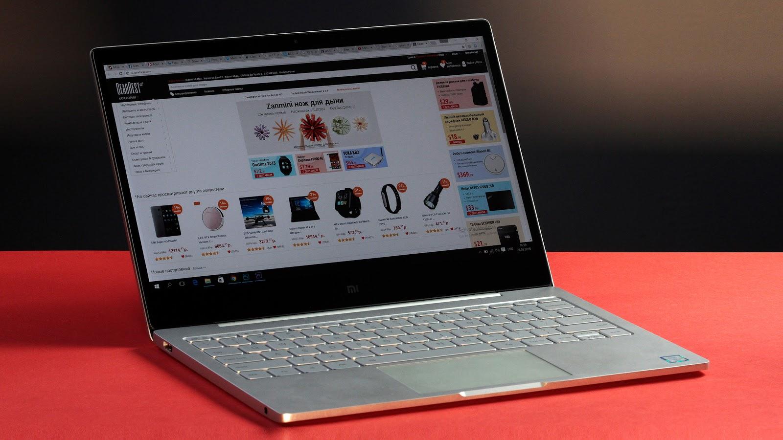 Xiaomi Mi Notebook Air 12.5 — почти макбук, но… - 11